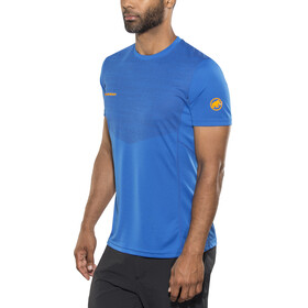Mammut Moench Light t-shirt Heren blauw